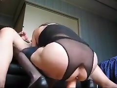 Asian riding dildo